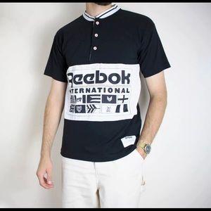 REEBOK x MELODY EHSANI global button shirt BNWT